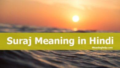 Photo of सूरज नाम का मतलब, राशी की जानकारी – Sooraj Meaning in Hindi